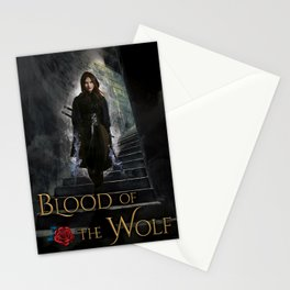 Blood of the Wolf Stationery Cards