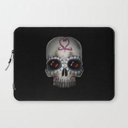 Caveira Laptop Sleeve