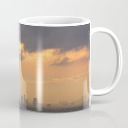 City Sky. Coffee Mug