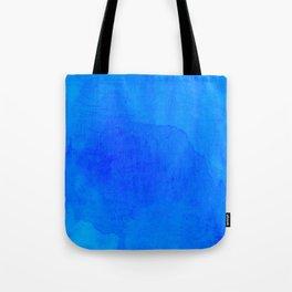 DARK BLUE WATERCOLOR BACKGROUND  Tote Bag