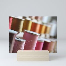 Spools Mini Art Print