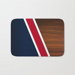 Wooden New England Bath Mat