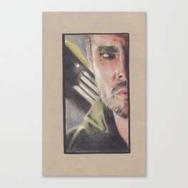 The Hood Canvas Print