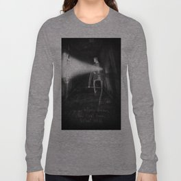 James Sunderland from Silent Hill 2 Long Sleeve T-shirt
