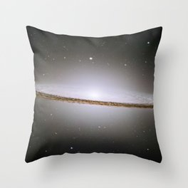 Nebula Galaxy Constellation Universe Outer Space Throw Pillow
