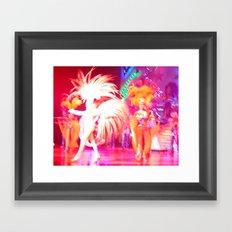 Cabaret Framed Art Print