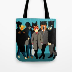 The gang Tote Bag