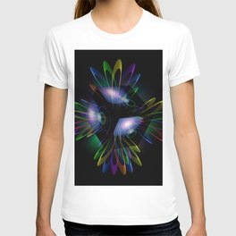 Abstract perfection - Light is energy T-shirt