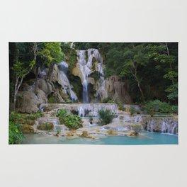 Kwang Si Waterfall, Luang Prabang, LAOS. Rug