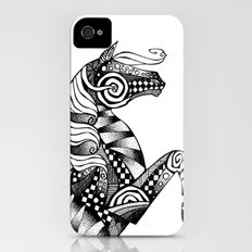 Horse Patterns Slim Case iPhone (4, 4s)