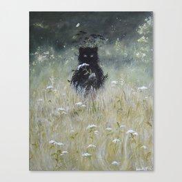 Nature Spirit - painting Canvas Print
