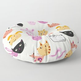 All the Pets Floor Pillow