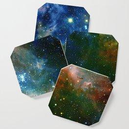 Hidden Secrets of Carina Nebula Coaster