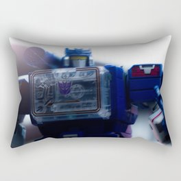 """Soundwave Superior"" Rectangular Pillow"