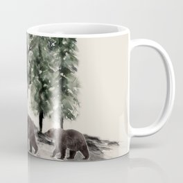 Full Moon Rising Coffee Mug