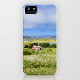 Clearing Sky iPhone Case
