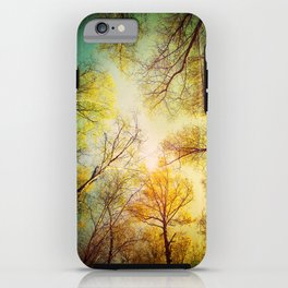 Rest in the forest iPhone Case