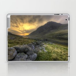 Tryfan By Morning Laptop & iPad Skin
