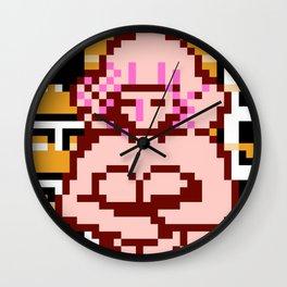 OPQR Wall Clock