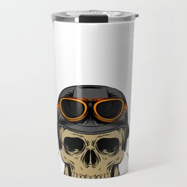 Dad The Man The Myth The Legend design Gift for Motorcycle Travel Mug