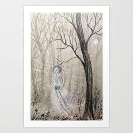 Ghost Kunstdrucke