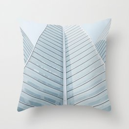 City of Arts and Sciences | Architecture by Calatrava | Valencia Architecture Throw Pillow