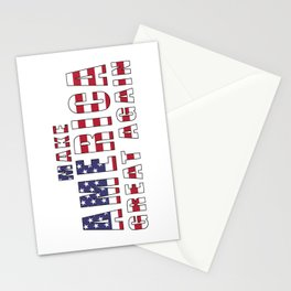 Make America Great Again - 2016 Campaign Slogan Stationery Cards