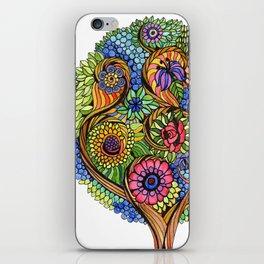 Magical tree iPhone Skin