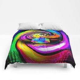 Rainbow Creations Comforters