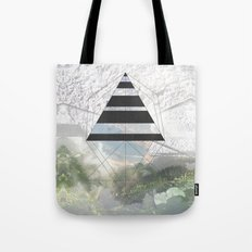 Opening in New Tote Bag