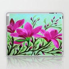 Magnolias Laptop & iPad Skin