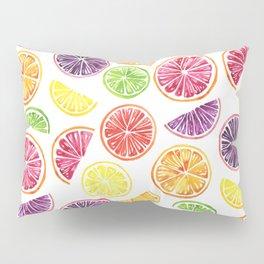 Citrus Wheels Pillow Sham