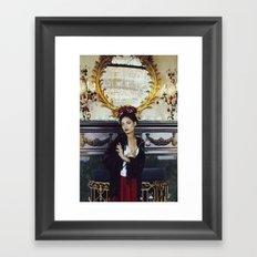 Muse #7 Framed Art Print