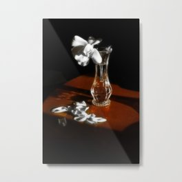 Before The Flowers Are Gone Metal Print