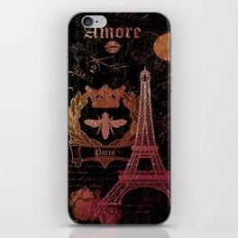 Paris: La Tour Eiffel iPhone Skin