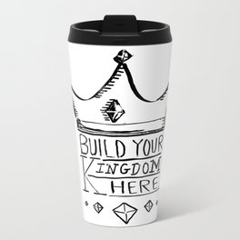 Kingdom Metal Travel Mug