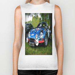 """The Alpine A110 """"Berlinette"""" Biker Tank"""