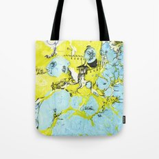 #100 The Map Room Tote Bag