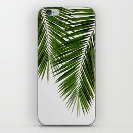 Palm Leaf II iPhone Skin