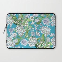 Royal Wedding Flowers, Meghan Markle's Bouquet Laptop Sleeve
