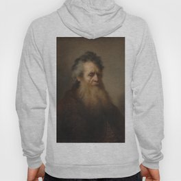Rembrandt - Portrait of an Old Man (1632) Hoody