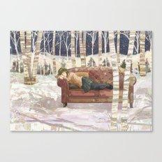 KAZABANA Canvas Print