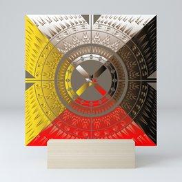 The Four Direction Mini Art Print