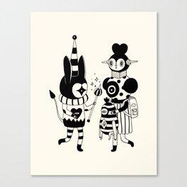 You & Me Canvas Print