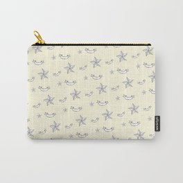 "Nifty 50's - ""Kick-Ass Sugar and Spice"" in Cream Carry-All Pouch"