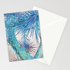 Joshua Tree VGBlue by CREYES Stationery Cards