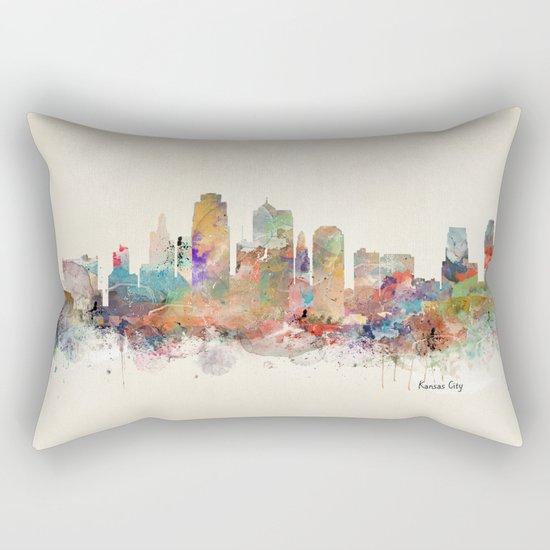 kansas city missouri Rectangular Pillow