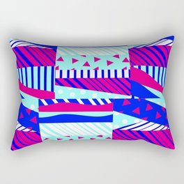 It's Beach Time Rectangular Pillow