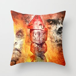 Roll For Initiative Throw Pillow
