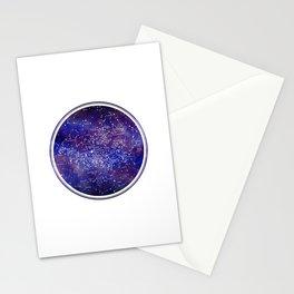 Star Map IV Stationery Cards